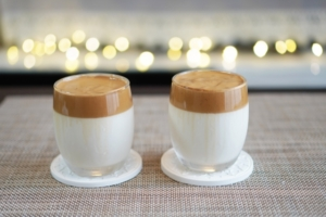 【ヒルナンデス】ダルゴナコーヒー。ペットボトルで作る作り方。