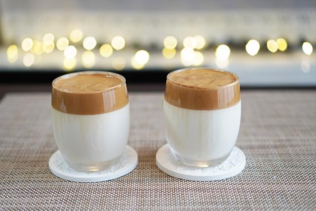 ヒルナンデス ダルゴナコーヒー レシピ 画像