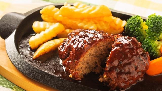あさイチ ハンバーグ 肉汁 レシピ 画像