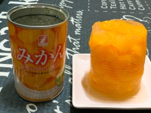 【家事ヤロウ】缶詰丸ごとみかんゼリー レシピ
