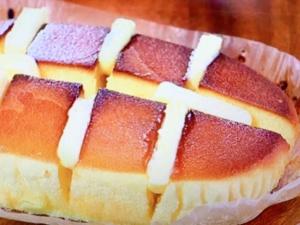 【家事ヤロウ】罪深チーズケーキ。北海道チーズ蒸しケーキのアレンジ。
