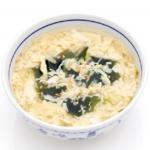 家事ヤロウ 餅入りわかめスープ レシピ 画像