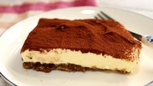 【あさイチ】ふんわりティラミス。マスカルポーネチーズを使うレシピ。