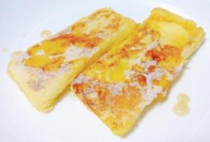 【家事ヤロウ】パン粉で作るフレンチトースト レシピ