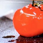 ヒルナンデス トマトのブランマンジェ レシピ 画像