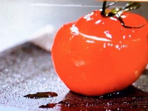 【ヒルナンデス】トマトのブランマンジェ。一流ホテルのレシピ
